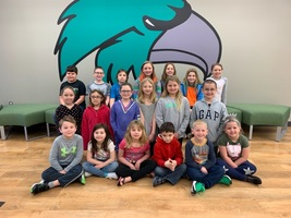 Congratulations to MES April Students of the Month