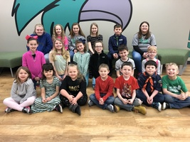 Congratulations to MES February Students of the Month