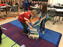 STEM project - Build a table that can hold weight
