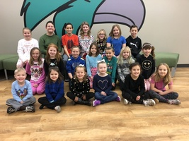 Congratulations to MES December Students of the Month