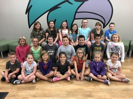 MES September Students of the Month