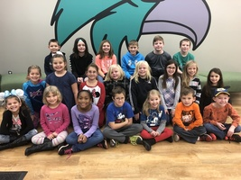 MES November Students of the Month