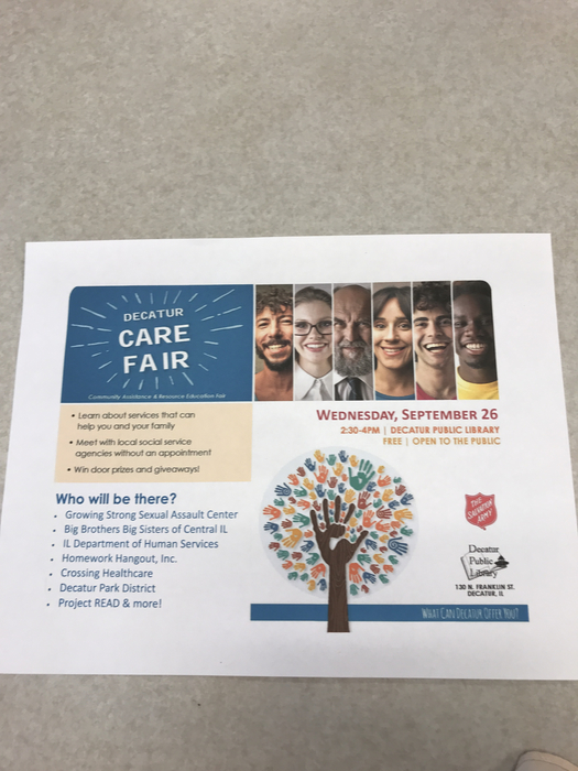 Decatur Care Fair
