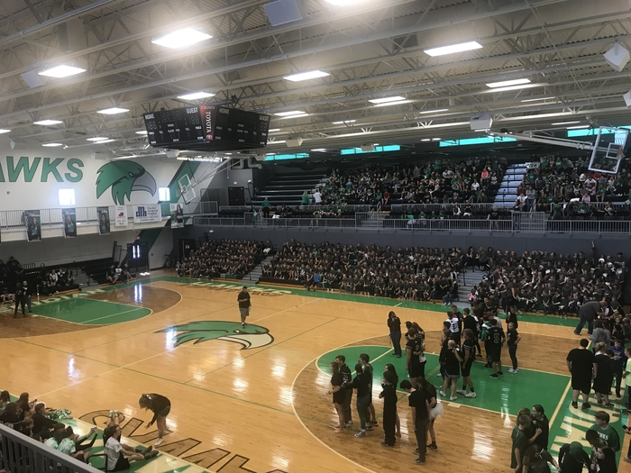 All District Pep Rally
