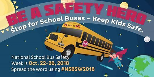 bus safety week