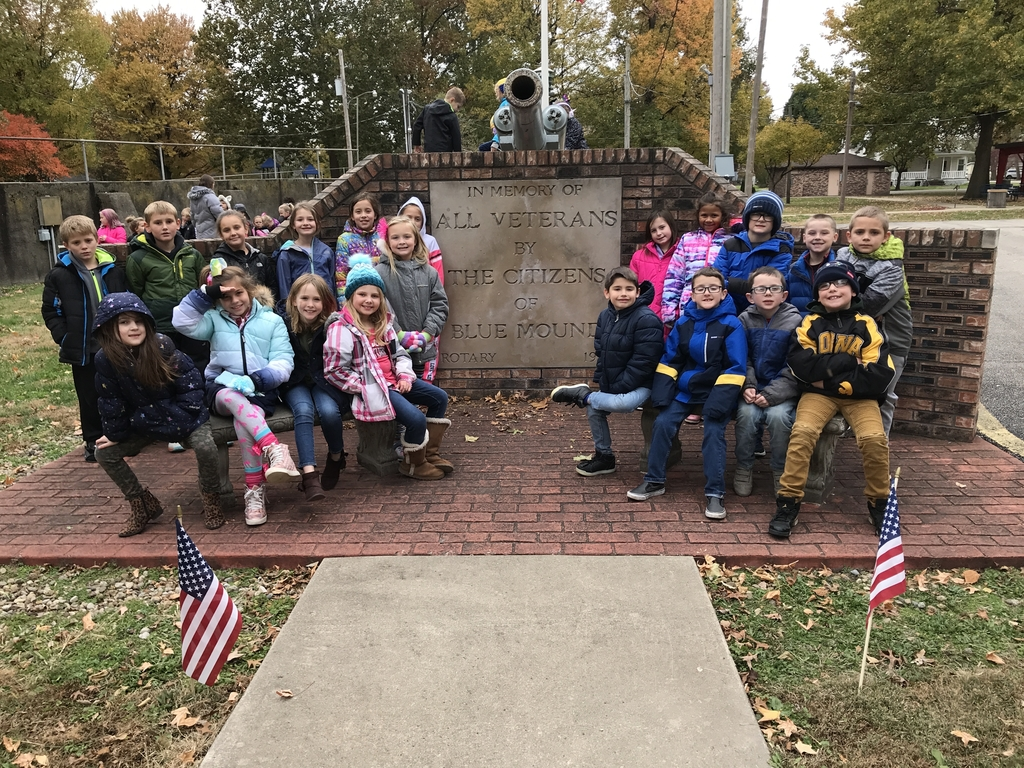 Veterans' Day memorial